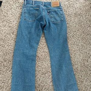 Levi's Jeans - Women's Levi's 517 bootcut 30x30